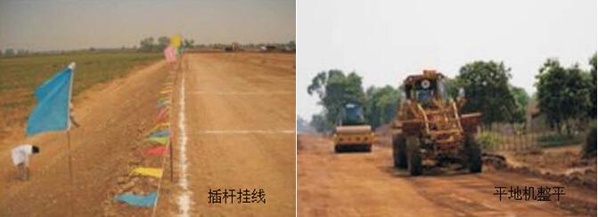 填土路堤标准化施工工艺是这样的!