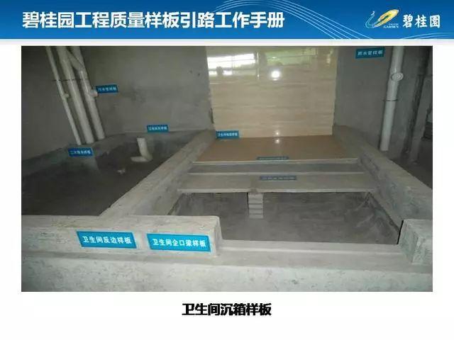 碧桂园工程质量样板引路工作手册,附件可下载!_44