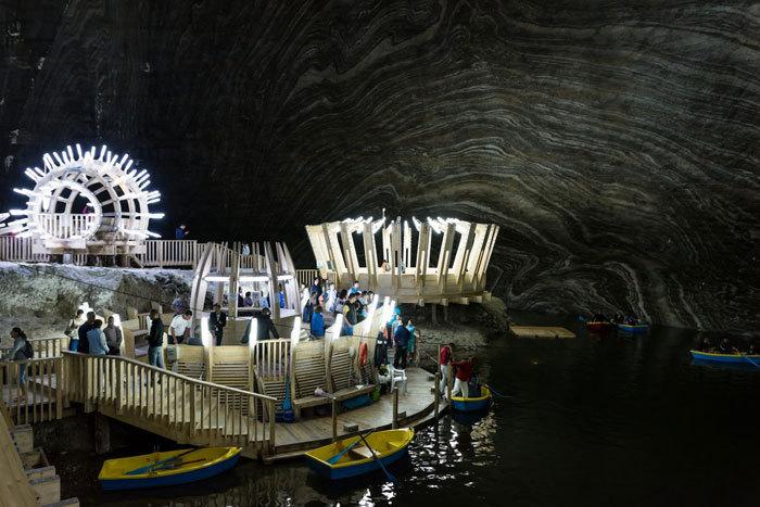 如此美丽的地下建筑你都知道么?_4