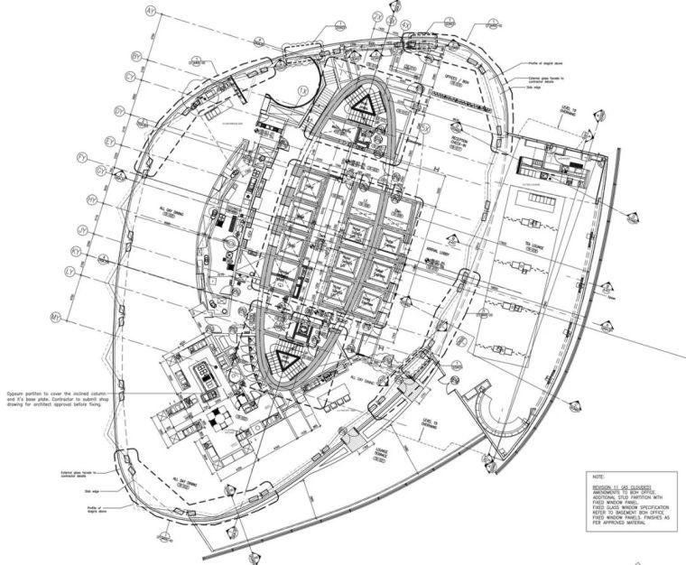 首都门厅――世界上倾斜度最大的塔楼_22