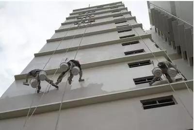 拉毛漆外墙施工工艺
