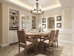 14套美式风格餐厅厨房3D模型