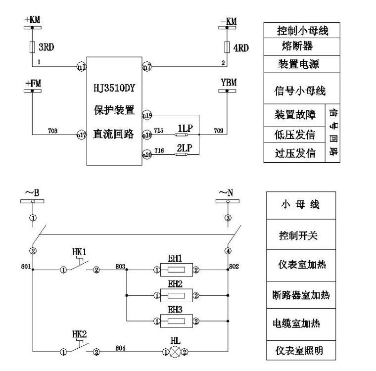 KYN28二次系统图