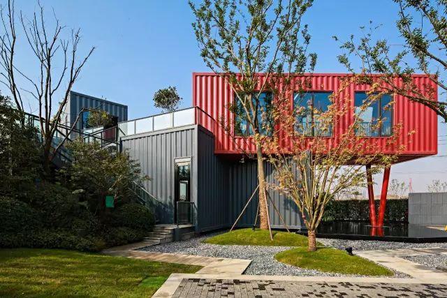 2个集装箱做的房子方案设计给大家参考_48