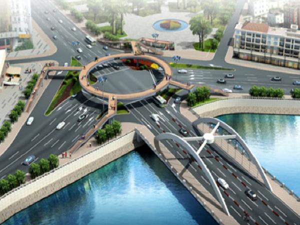 城市道路交叉口设计(PPT共155页)
