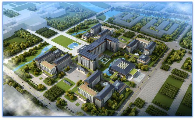北京城市副中心行政办公区A2工程 机电BIM应用介绍
