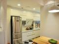 某原木家具54平住宅室内装修设计效果图方案(26张)