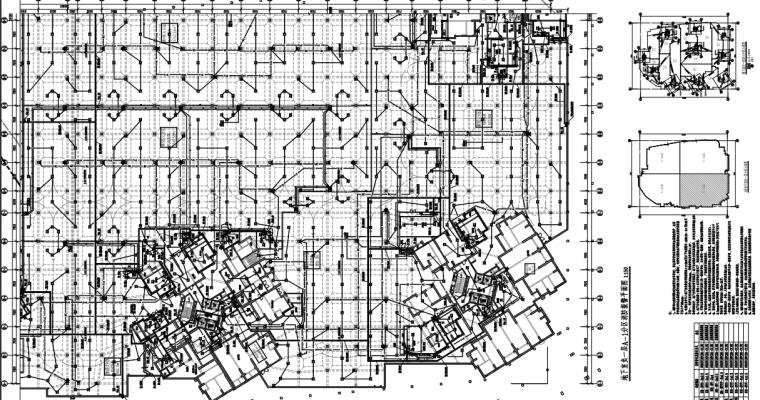 【佛山】时代水岸住宅项目全套电气图纸_3