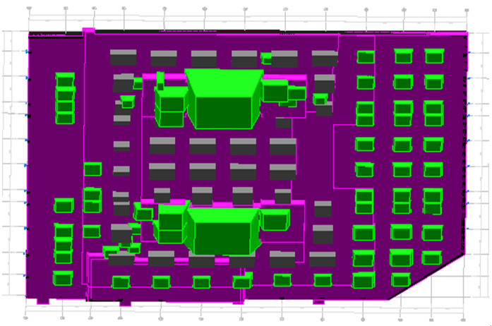 BIM技术在陕西人保大厦的应用_8