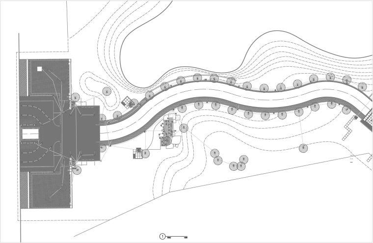 [重庆]九里晴川景观设计方案施工图(水电、植物)