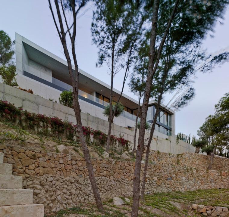 西班牙CONCRETUS住宅-7