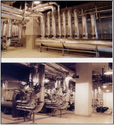 给排水、电气及空调与通风安装施工组织设计方案