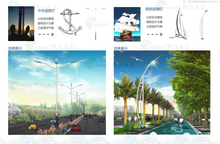 [广东]湛江海东快线概念景观设计(PDF+55页)-模型