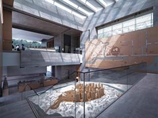 梧州叙事美的城市展厅