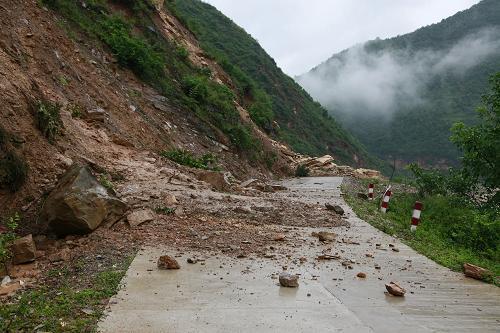甘肃在公路应急抢险中首次综合应用BIM和地理信息系统(GIS)