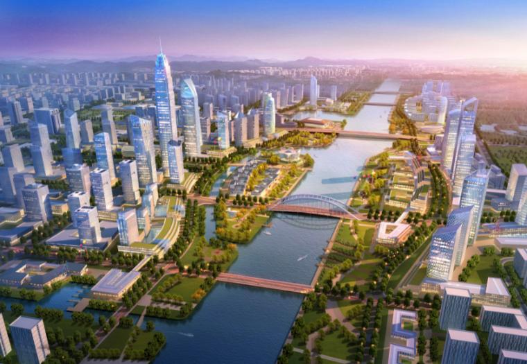 [江苏]扬州江广融合地区核心区城市设计方案文本