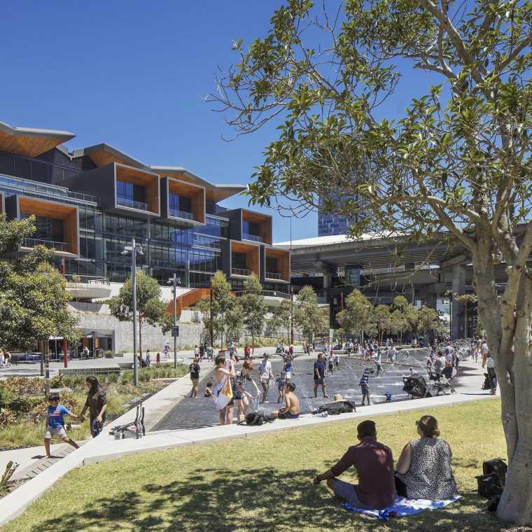 悉尼达令港公共空间-11