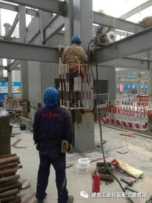北京市首座钢结构装配式建筑施工管理实践_34