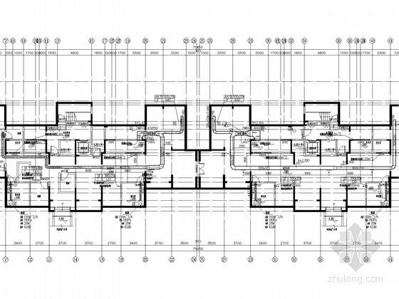 [苏州]高层住宅燃气系统设计施工图纸