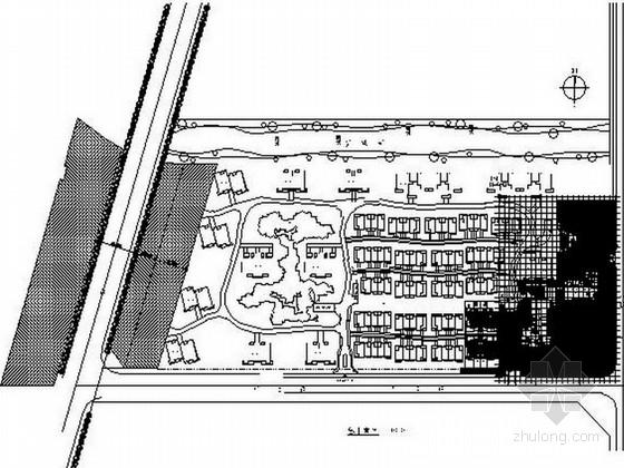 [北京]温馨家园样板区景观设计施工图
