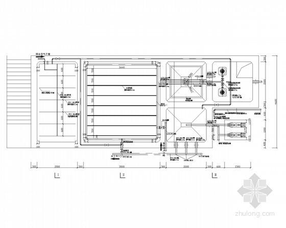 [安徽]日用品污水站综合废水处理工程施工图