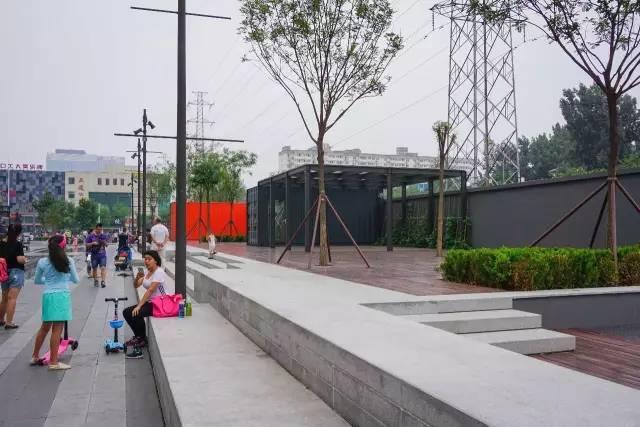 一个单词产生的设计灵感,结果火了北京的商业广场~_35