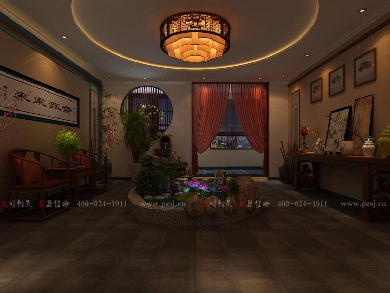 葫芦岛私人会所设计效果图新鲜出炉-A03.jpg