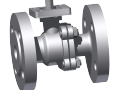 ARIS球阀适用于冷热水