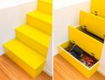 小楼梯蕴藏的大空间