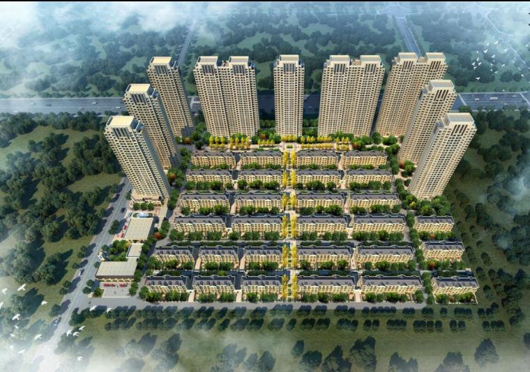 [北京]鸿坤精致别墅居住区概念规划设计文本(PDF+173页)