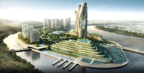 2016年我国绿色建筑行业三大发展趋势