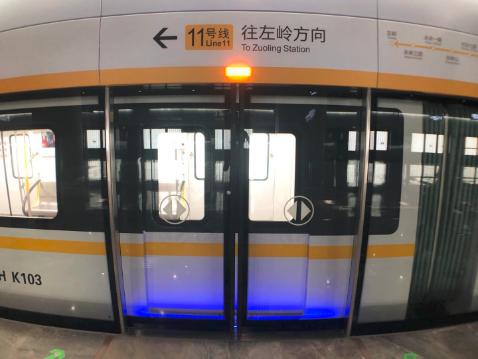 武汉双地铁和新长江公铁隧道达到开通条件