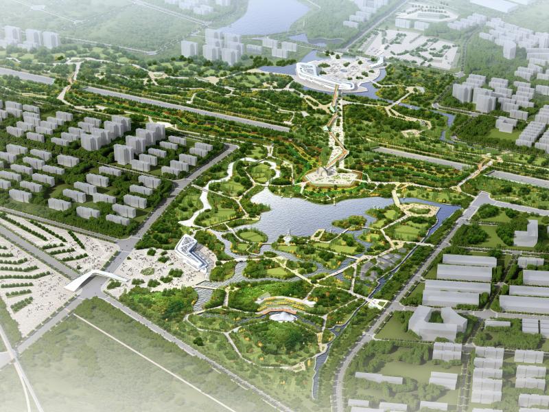 [湖北]武汉园博会景观规划设计方案文本