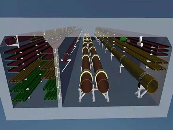 城市综合管廊、排水管道预制施工方法