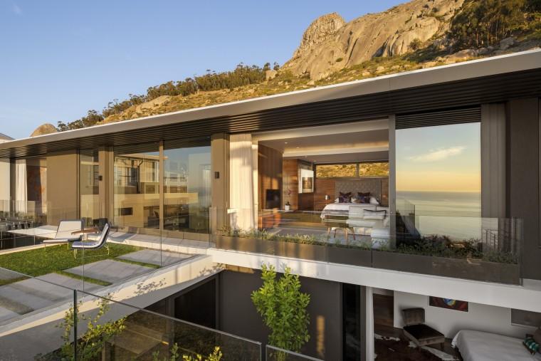 南非海狮住宅