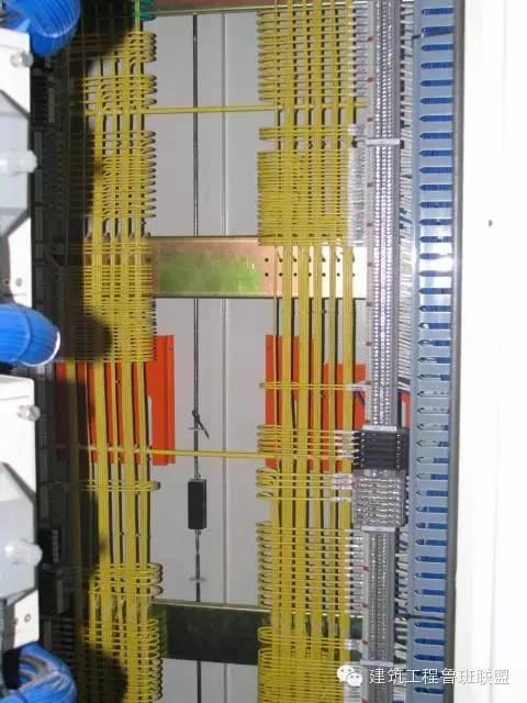 建筑电气 电气安装施工工艺图文全解析-供电配电