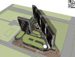 绿地庙行商业项目建筑设计方案文本