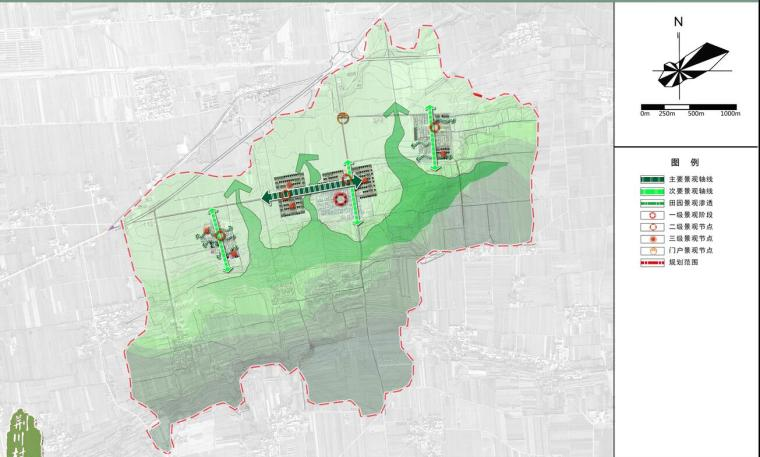 【陕西】某县淡村镇荆川村村庄规划方案设计PDF(33页)_5