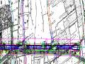 市政道理工程施工设计图纸(共43张,含工程内容说明文件)