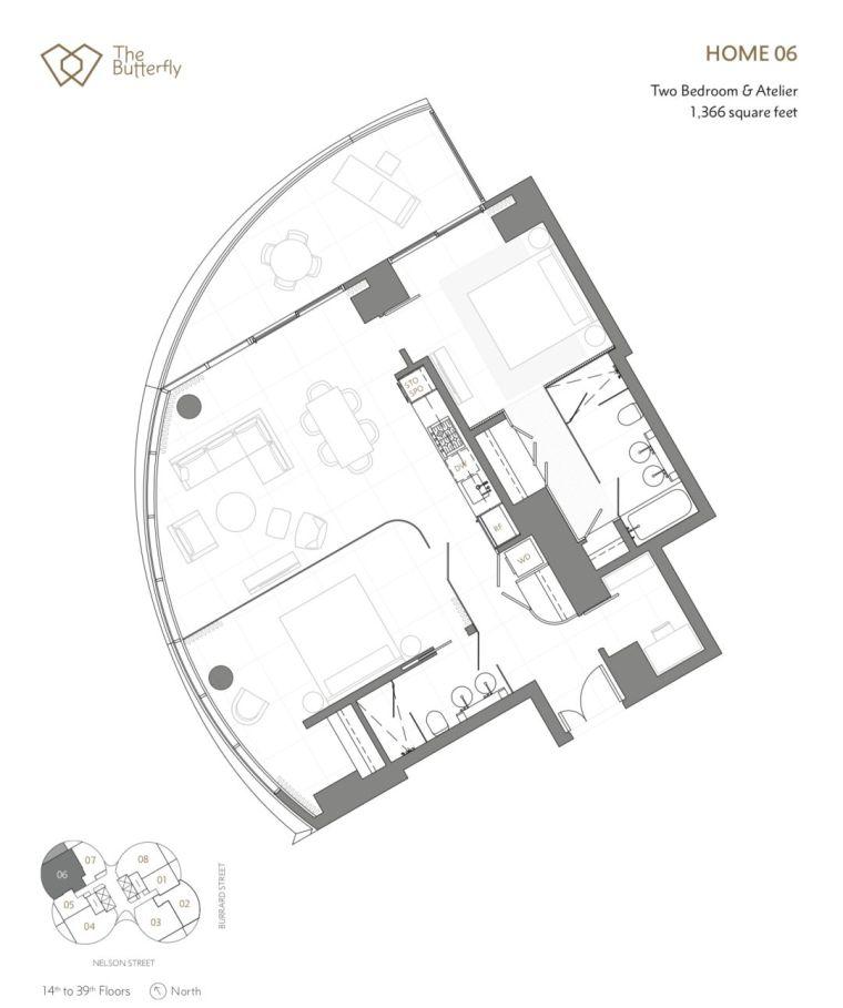 一栋住宅十年设计,这可能是世界上最梦幻的公寓楼_32