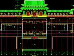 多层罗汉堂建筑图施工图