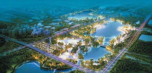 南宁市五象湖综合配套工程(北区)空调系统的设计