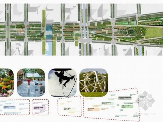 [宁波]中央广场景观概念设计方案