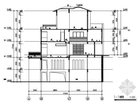 丹堤C区19、20号楼建筑施工图-2
