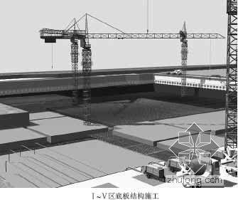 北京某电视台主楼土建工程施工方案(图文并茂)
