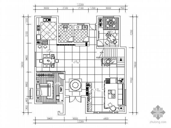 复式楼装修图