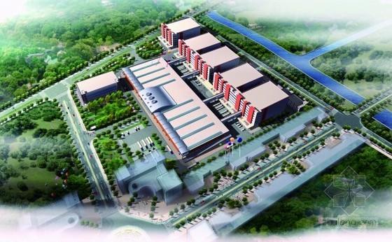 [贵州]农副产品批发交易中心智能化项目弱电工程预算书(含施工图纸)