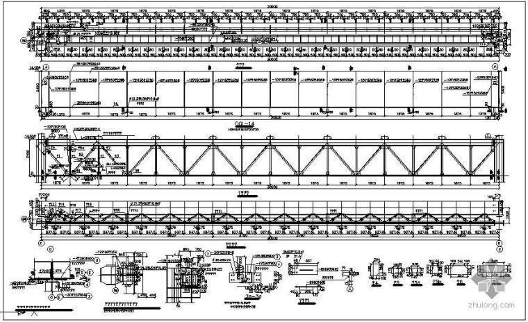 某30m吊车梁节点构造详图一(1)_1