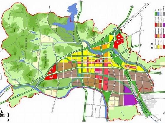 [山东]空间重构新城景观规划设计方案-[山东]空间重构知名地产景观规划设计方案
