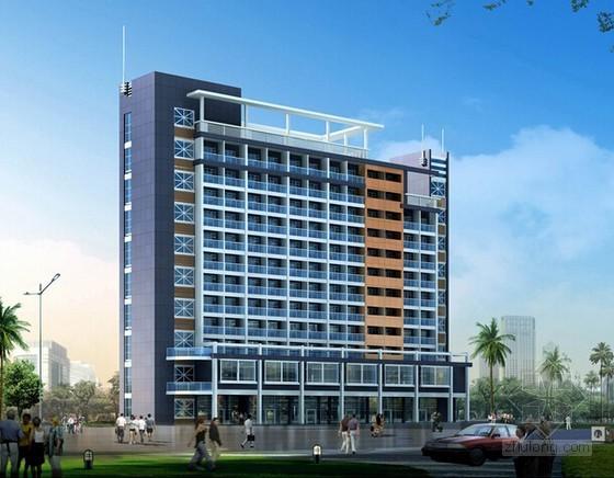 [浙江]多高层公寓项目室外景观绿化及市政配套工程招标文件(136页)